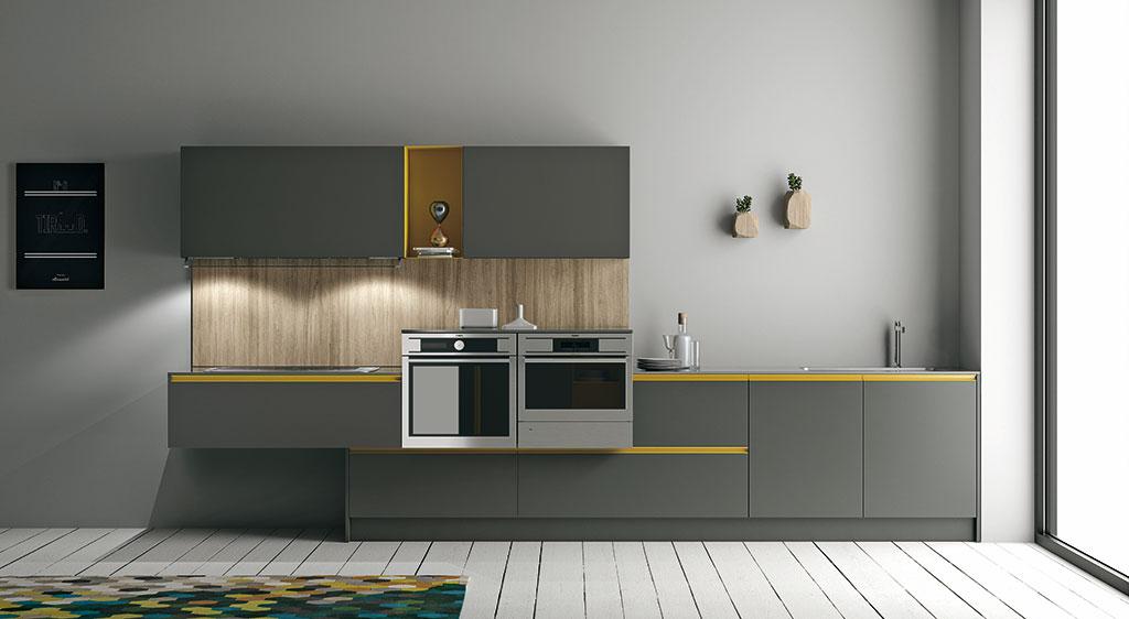 Cromatika doimo cucine for Cucine modulari