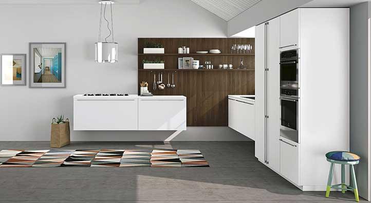 Boiserie Da Cucina : Cucina lineare moderna cucina ad angolo