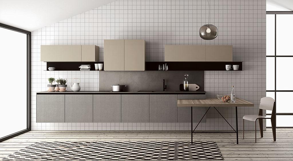 Mobili Per Cucina Moderna.Top Cucine In Fenix Ntm Cucina Componibile Moderna
