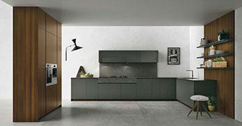 Cucine di design collezioni cucine modulari for Cucine modulari