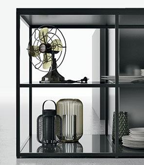 Cucina componibile moderna cucina di design - Doimo cucine spa ...