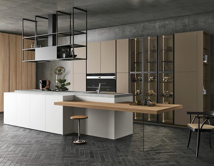 Colonne cucina mobili a colonna guida alla scelta della cucina - Cucine catalogo prezzi ...