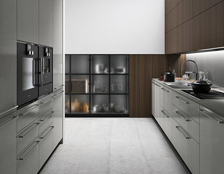 Colonne cucina mobili a colonna guida alla scelta della cucina - Larghezza mobili cucina ...