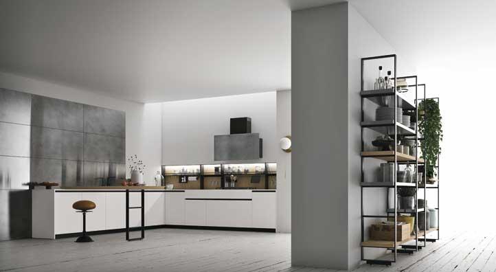 Cucine ad angolo guida alla scelta della cucina - Soluzioni cucine ad angolo ...