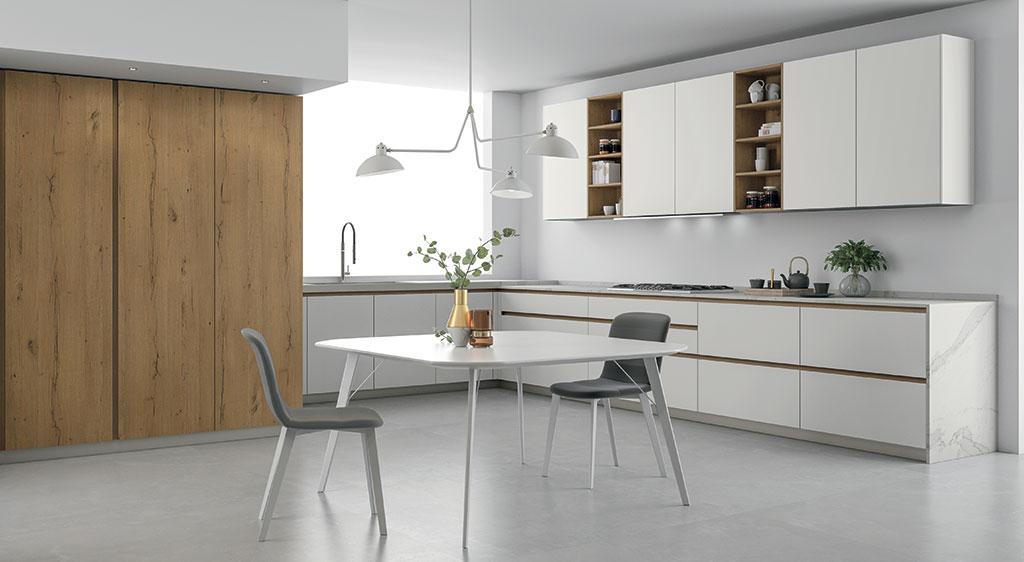 Cucine ad angolo | Guida alla scelta della cucina