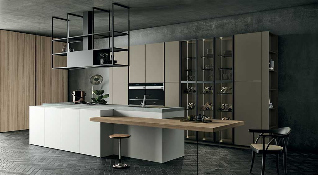 Best Cucina Ad Isola Pictures - Modern Home Design - orangetech.us