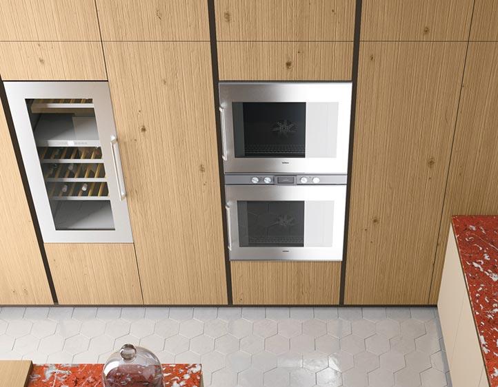 Elettrodomestici guida alla scelta della cucina for Mobili da cucina in offerta