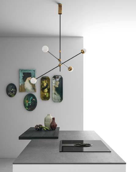 Illuminazione in cucina guida alla scelta della cucina - Illuminazione cucina consigli ...