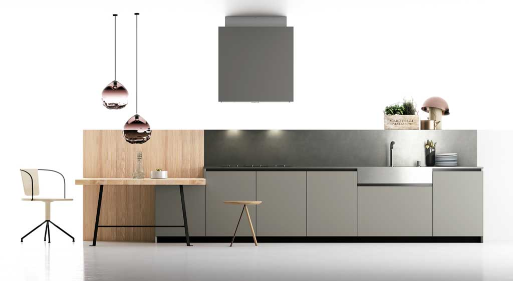 Cucine In Fenix.Fenix Ntm And Nta Doimo Cucine