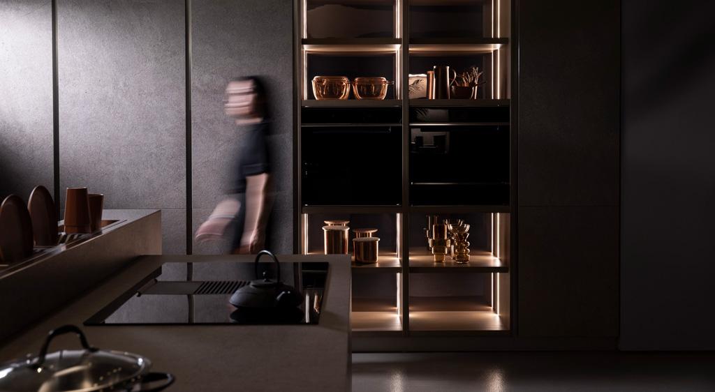 Cucine di design, Cucine componibili moderne