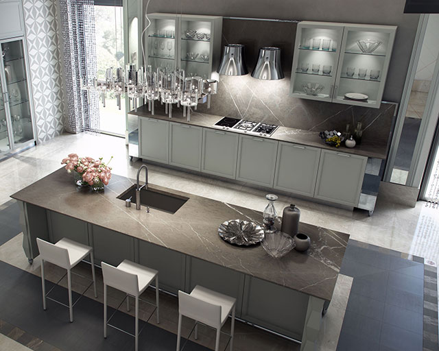 Doimo Cucine Proposes a Classical Style. Introducing Vogue. | Doimo ...