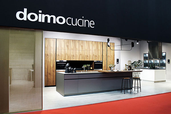 Doimo Cucine al Moa Casa di Roma con Cucine & Co. | Doimo Cucine